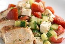 I Love Love Chicken / The taste of Chicken is so irresistible to me.  I just  love Chicken!