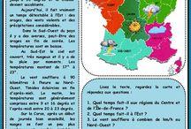 Fransk läs och hörförståelse