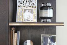 luxury shelves decor