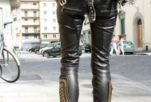 Leather addiction