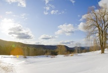 Skiing at the Windham Hill