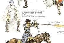 XVII-XVIII Swedish Cavalry