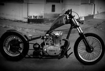 Motorcycle / by Patrick Stout