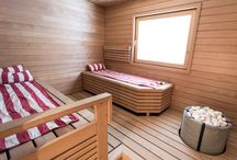 Sauna the real thing / The old one, the new one and everything in between, plus accessories