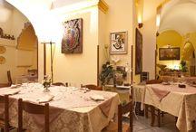 Corte Santa Lucia - Nardò  / Corte Santa Lucia é la magia di un luogo che va al di lá del solito ristorante o della normale trattoria...