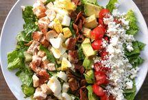 Salads / Salads + food