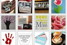 Mother's Day / Here I save saved all of my favorite ideas and gifts for Mother's Day!