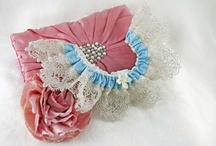 The Lilac Tree Bridal Garters / Bridal Garters