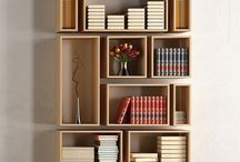 DESIGN: Book Shelve.