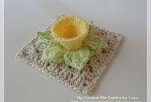Crochet Granny Motifs