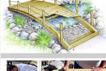 мостики  и ручьи