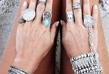 Boho Jewellry / Smycken, bijouterier