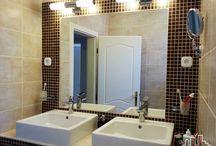 Fürdőszoba / Fürdőszoba berendezés, fürdőszoba ötletek.