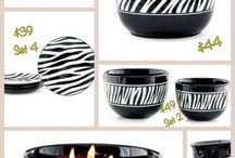 EDS stuff zebra