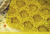 Knit, stitch, sew