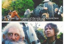 Lord of the rings, Hobbit