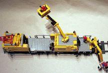 LEGO Železnice
