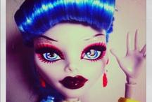 Dolls / by Christine Griffin