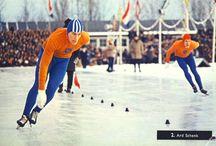 Nederlandse schaatshelden