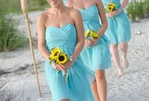 Wedding: Dresses and Bridesmaids / by Brittny Ellis