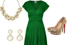 My Style: Dresses / Beautiful dresses that reflect my style. / by Noureen Habib