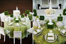 {Wedding} Green