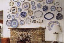 Gallery walls / by Cheryl Ballieu