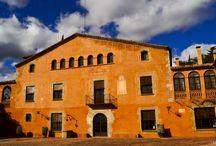Masia Egara- The House
