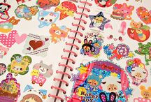 Sticker Ideas / Beautiful stickers & sticker books. / by DeeAnn