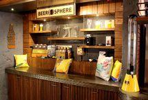 The Beer Cafe-  DLF Supermart / Sneak peek into coolest live gig destination in Gurgaon.