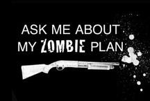 Zombie / by Rachel Fenwick