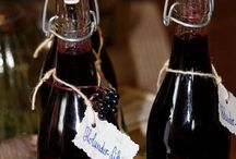 Homemade Liquers & Drinks