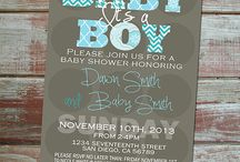 Baby shower ... This and that