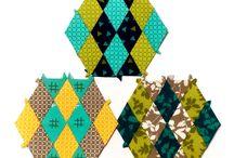 Glorious Hexagons. Katja Marek / KimMcLean and LizaPriorLucy
