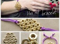 BIJUTERIA I JOIERIA - DIY / collars tela, agulles decoratives, pulseras,