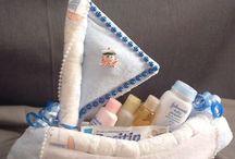 nautical theme baby shower / by Lisa Bray