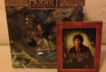 Lord of the Rings / Hobbit / Middle Earth / by Stefan Schuler