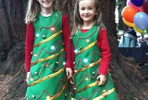 Χριστουγεννιάτικο δέντρο στολή.
