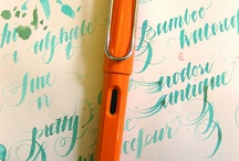 Lettering-Writing