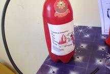 Idèer til brannvern, førstehjelp, trafikksikkerhet - BARNEHAGE