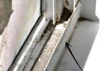 limpieza raíl ventanas
