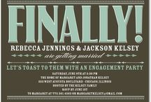 Engagement party ideas / by Chrystie Michaela