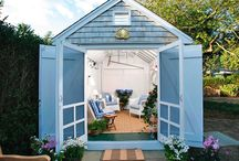 Mum's shed
