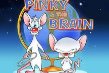 Pinky & the Brain/Animaniacs / by Caprice Leachman