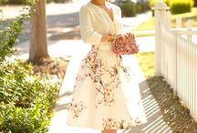Nice dresses & fashion