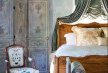 Háló szoba - tapéta