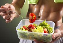 Comida para treino (veggie)