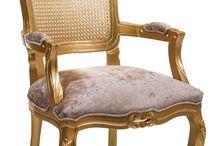 Cadeiras sofisticadas