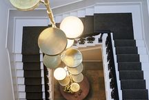 Stairwell & cascade lighting