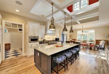 Kitchens / by Home Bunch